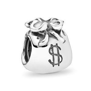 Pandora Money Bag Charm